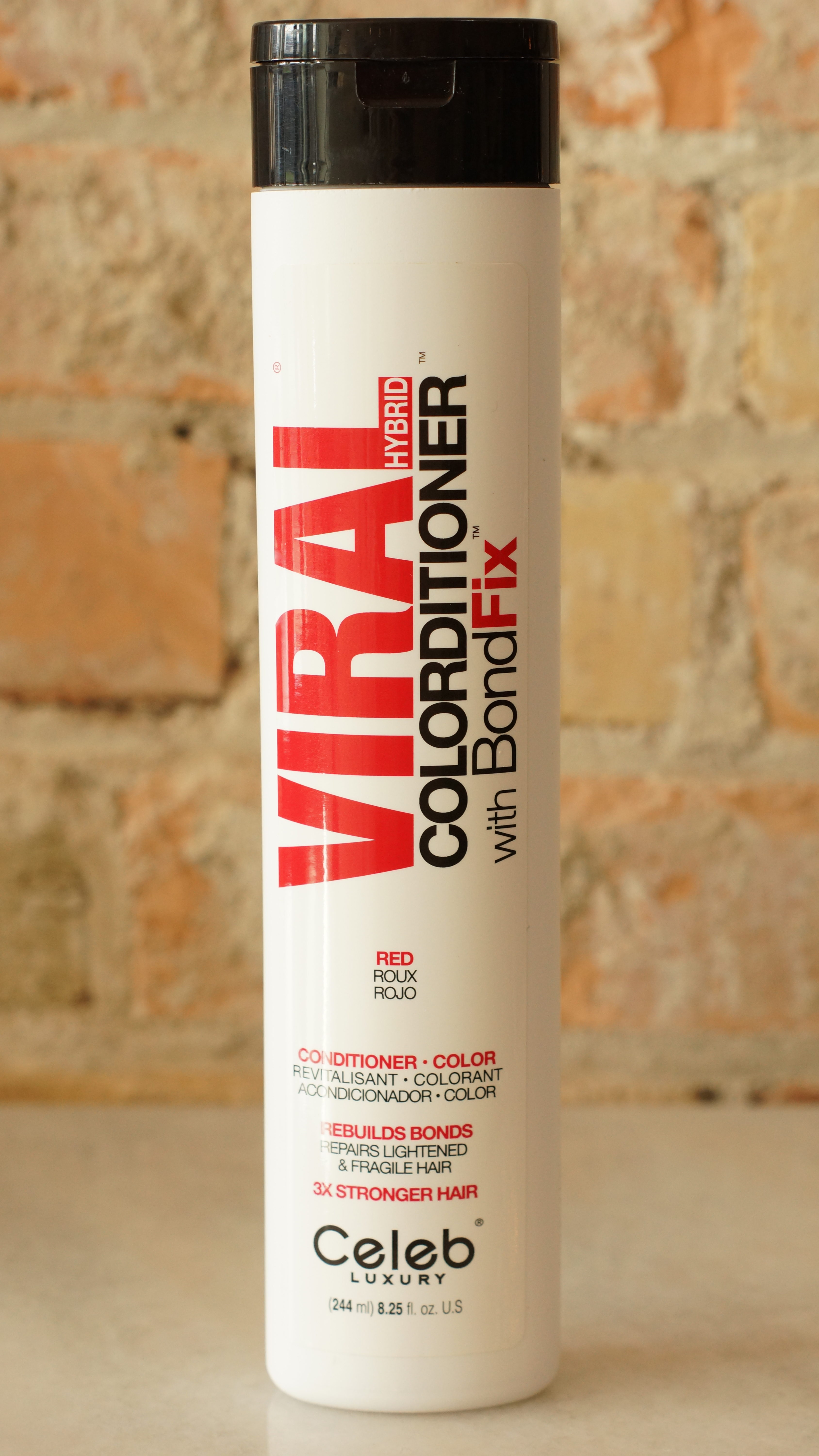 Viral Conditioner Red Blush Beauty Amp Co